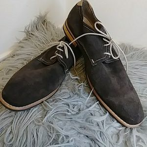 616cea38007 Steve Madden Shoes - STEVE MADDEN P-ELVIN LACE UP CASUAL SHOE